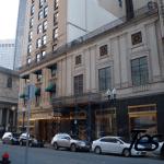 ボストン最古のホテル・オムニパーカーハウスホテルに宿泊!