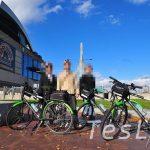美しい街並みを巡る自転車ツアーに参加! ― ボストン観光
