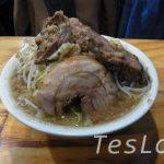 国内でも有名な二郎系Yume Wo Katare ― ボストンの食事