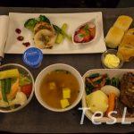 JALのビジネスクラスで台北へ!ビジネスクラスの食事が凄い!! ー 台湾旅行記第6回