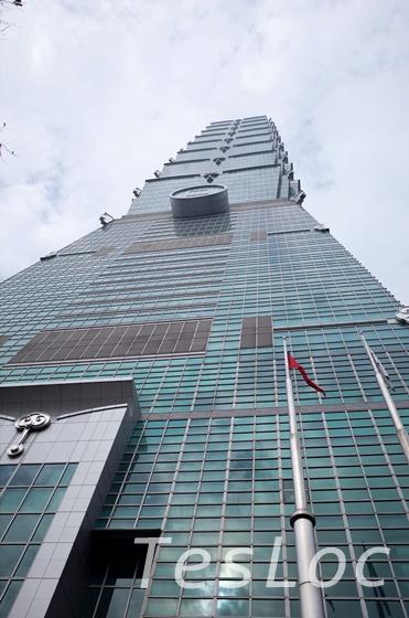 台北101近くからの写真