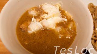 宅麺.comとみ田のスープ完成