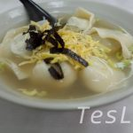 西門・趙記菜肉餛飩大王のワンタンスープはもっちり美味しい! ― 台湾旅行記第25回