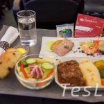 JALビジネスクラスで3時間弱の空の旅✈は慌ただしかった! ― 台湾旅行記第26回