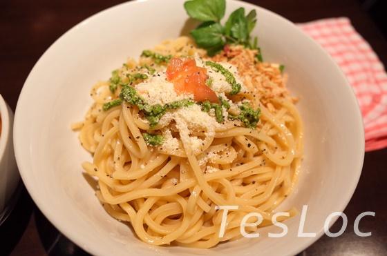 ajito-ismつけ麺ロッソの麺