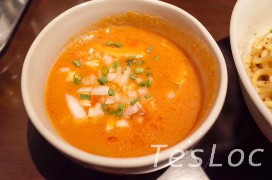 ajito-ismつけ麺ロッソのソース
