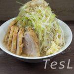 【ラーメン二郎 横浜関内店】🍜は量は多くないけど、やたらと美味しい!