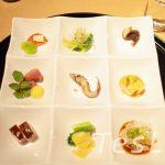 低価格で本格懐石料理を味わえる日本橋の【懐石料理 はし本】は八寸が美しくて美味しい!
