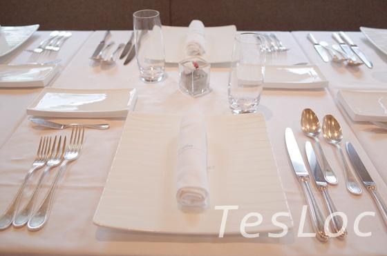 ラトラスのテーブルセット