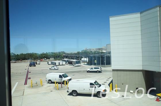 オーランド空港のAPM軌道