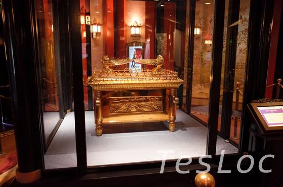 WDWハリウッドスタジオのグレートムービーライド、レイダース失われた聖櫃の聖櫃