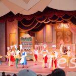 美女と野獣 ライブ・オン・ステージ at ハリウッドスタジオは、まるでブロードウェイ・ミュージカル!