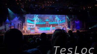 WDWハリウッドスタジオ「アナと雪の女王ショー」の登場人物