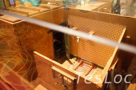 WDWハリウッドスタジオ「ワン・マンズ・ドリーム」パークの模型