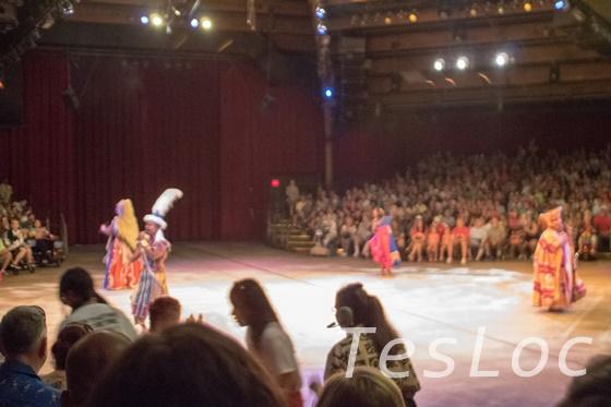 WDWアニマル・キングダム「フェスティバル・オブ・ライオンキング」プレショー
