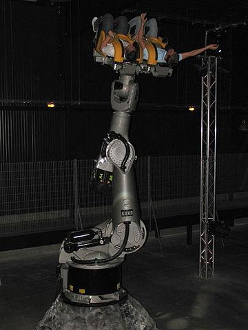 ロボットアプタイプのシミュレータ第一世代