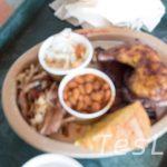 ひたすら肉! 肉! 肉! のファストフード【フレームツリー・バーベキュー】at アニマル・キングダム