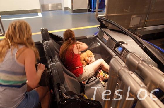 WDWエプコット「テスト・トラック」ライドに乗車!