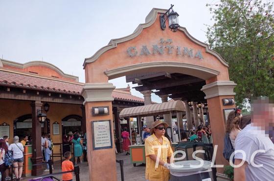 WDWエプコット「ワールドショーケース」メキシコ館クイックサービスレストラン