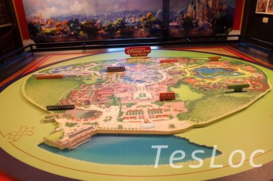 WDWエプコット「ワールドショーケース」中国館上海ディズニーランド