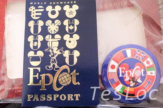 WDWエプコット「ワールドショーケース」パスポート