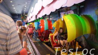 WDWマジックキングダム「ピーターパン空の旅」ライド