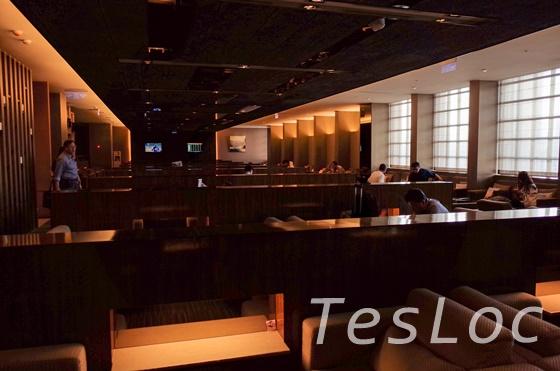 松山空港「VIPラウンジ」座席