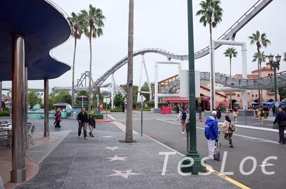 ハリウッド・ドリーム・ザ・ライド後半部分