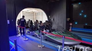 富士急ハイランド「ド・ドドンパ」車両