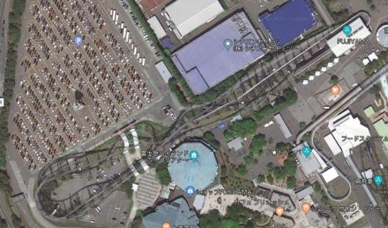FUJIYAMA衛星写真