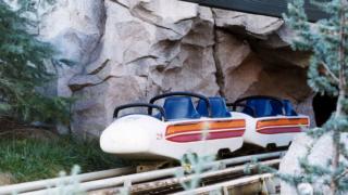マッターホルン・ボブスレーの車両
